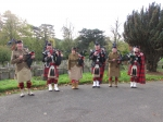 Foster Hill Road remebrance 2013